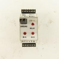 R-K Electronics ISL-24V-100K 24V AC/DC Two Channel Intrinsically Safe Relay