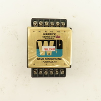 Gems Sensors 27A1E0 Intrinsically Safe Solid State Relay