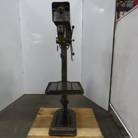 "Powermatic 1200 20"" Drill Press 1-1/2 HP 230/460V 3Ph #3 Morse Taper 2000RPM"