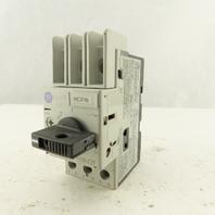 Allen Bradley 140M-C2E-B63 600V 6.3A Circuit Breaker Manual Motor Starter