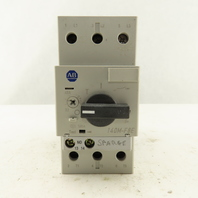 Allen Bradley 140M-F8E-C45 600V Circuit Breaker Manual Motor Starter 45A Trip