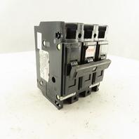 Cutler Hammer QC3080H Quicklag 80 Amp Type QC 3 Pole Circuit Breaker