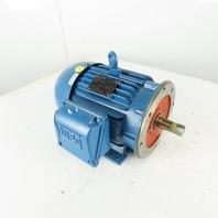 WEG 00212ET3E184TC-W2 2Hp Electric Motor 230/460V 3Ph 1170Rpm 182 Frame