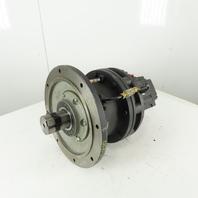Sumitomo CVVM-4175-59 Inline Gear Motor 59:1 W/Mitsubishi HC-352BG1 Servo Motor