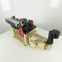 Fife P50-2G24YA 1/2Hp 208-230/460V 3Ph Pneumohydraulic Power Unit