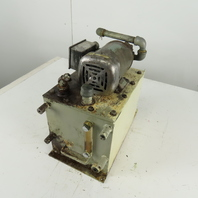 208V 3Ph Hydraulic Pump Power Unit 16 Liter