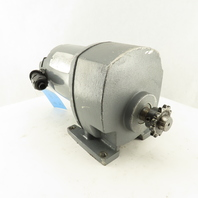 C4T17NZ36A 200:1 Ratio 8.7 RPM 1/4Hp 208-230/460V Gear Motor