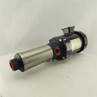 """Bluffton 1313007109 1Hp 208-230/460V 3Ph 1""""x1"""" Coolant Centrifugal Pump"""