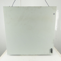 """36"""" x 36"""" x 12"""" Electrical Enclosure Inner Component Door & Back Plate"""