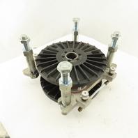 "Montalvo Model 600 Web Control Standard Tension Brake 1-3/8"" Shaft 9.31"" Disc"