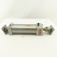 "Milwaukee 520-61-21-1 2.5"" Bore 6.5"" Stroke Hydraulic Pneumatic Cylinder 1000PSI"