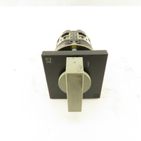 Ghielmetti HD1 2 Position Latching Contact Selector Switch 12A 660V