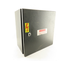 """15 x 15 x 8"""" Electrical Enclosure W/ Back Panel"""