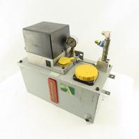 Vogel MKU12-BW6-0118 Lubrication Pump 7 Liter Reservoir 200V