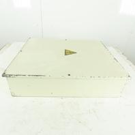 "24 x 20 x 6"" Wall Mount Electrical Enclosure Junction Box J-Box"