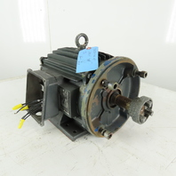 Elektrim LR40599 5Hp 1735RPM 230/460V 3Ph 184TC AC Motor