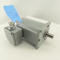 Brother GF18N040-BMYG2AX 40:1 Ratio 1/10Hp 208/230V 42RPM Output Gear Motor