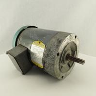 Baldor 35A13-82F5 1-1/2Hp 3450RPM 3Ph 208-230/460V AC Motor