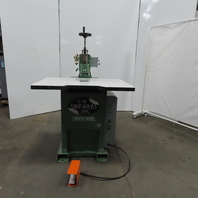 C.R. Onsrud Model 36210 Inverted Variable Speed Pin Router 10 Hp 460V 3Ph
