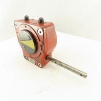 Victaulic 232-11 Mechanical Valve Operator Actuator 45:1 Ratio