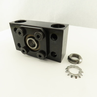 Nook Industries EZM-3025 25mm Bore Universal Double Bearing Support Mount
