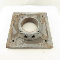 "North American MFG. CO. 4-3296 Gas Burner Mounting Flange 5"" Hole"