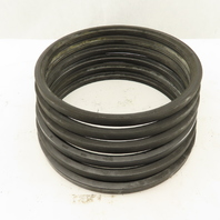 NDK 180-200-11 Steel Band Piston Seal 180mm ID 200mm OD Lot Of 6