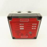 Tapeswitch PSSU/3 110/230V 50/60Hz Safety Mat Guarding Control Unit