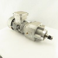Nord 372.1Z VL80LP 25.85:1 Ratio 1Hp 230/460V 67RPM Output Gear Motor