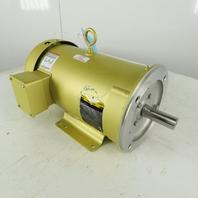 Baldor CEM3615T 5Hp 1750RPM 230/460V 184TC 3Ph AC Motor