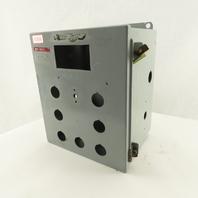"Hoffman 12 x 10 x 8"" Electrical Enclosure Type 13"