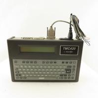 Telesis TMC420 Pinstamp Dot Peen Marking System Controller 115/230V