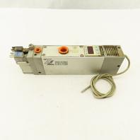SMC NZL112 K15MZ-EE67L Multi Stage Vacuum Ejector 21-100PSI
