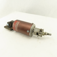 "Bellofram 905-234 6"" Bore 2.40"" Stroke Single Acting Spring Return Air Cylinder"