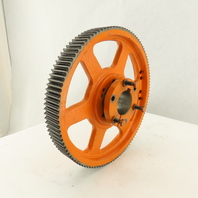 Woods 112-8M-80-SK 30mm Belt Width 8mm T Pitch Synchronous Timing Belt Pulley