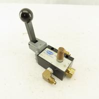 Fabco Air 18HL-3 3 Position Pneumatic Manual Spool Valve