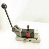Mead C5-8 5/2 Position Pneumatic Spool Valve 1/4 NPT