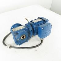SEW-EURODRIVE SAF37 DRS71S4 Gear Motor .50Hp 230/460V 93 RPM Hollow Shaft TEFC