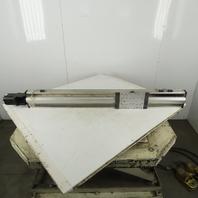 Parker 4061000XRMSD3H7L6C5 Linear Ball Screw Actuator 1000mm Stroke W/Servo