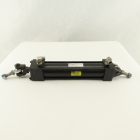 """Parker 02.00 BC3LLU14A 8.000 2"""" Bore 8"""" Stroke Double Acting Hydraulic Cylinder"""