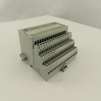 Allen Bradley 96221875 1794-0816 Ser A Flex I/O Module W/1794-TB3 Terminal Base