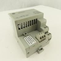 Allen Bradley 96404880 1794-ASB Ser E Flex I/O 24V DC Power Supply RIO Adapter