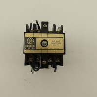 General Electric CR120B040 & CR120B 080 Magnetic Contactor Relay W/115V Coil