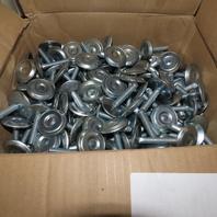 J.W. Winco SN 974 1.75-3/8X16-1.25 Rattle Mounts Steel Threaded Stud Lot/319