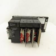 GE Fanuc Series 90-30 CPU/PLC 5-Slot Rack Power Supply & Modules Cards