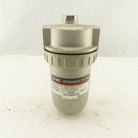 SMC FH150-02-010-P020 1/4NPT Hydraulic Filter Assembly