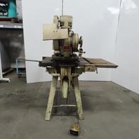 Wiedman Type R44-P Turret Punch Press 20 Station Sheetmetal Working 480V 3Ph