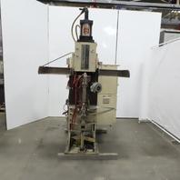 Teledyne Peer P-50 Projection Press Spot Welder 100KVA W/Water Chiller 480V 3Ph