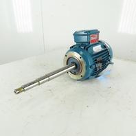 WEG 5Hp 208-230/460V 3Ph Gusher Pump Model 11019A-SE-A Motor