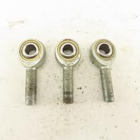 Sealmaster TM7 Rod End Bearing Heim 7/16-20 RH Male Lot of 3